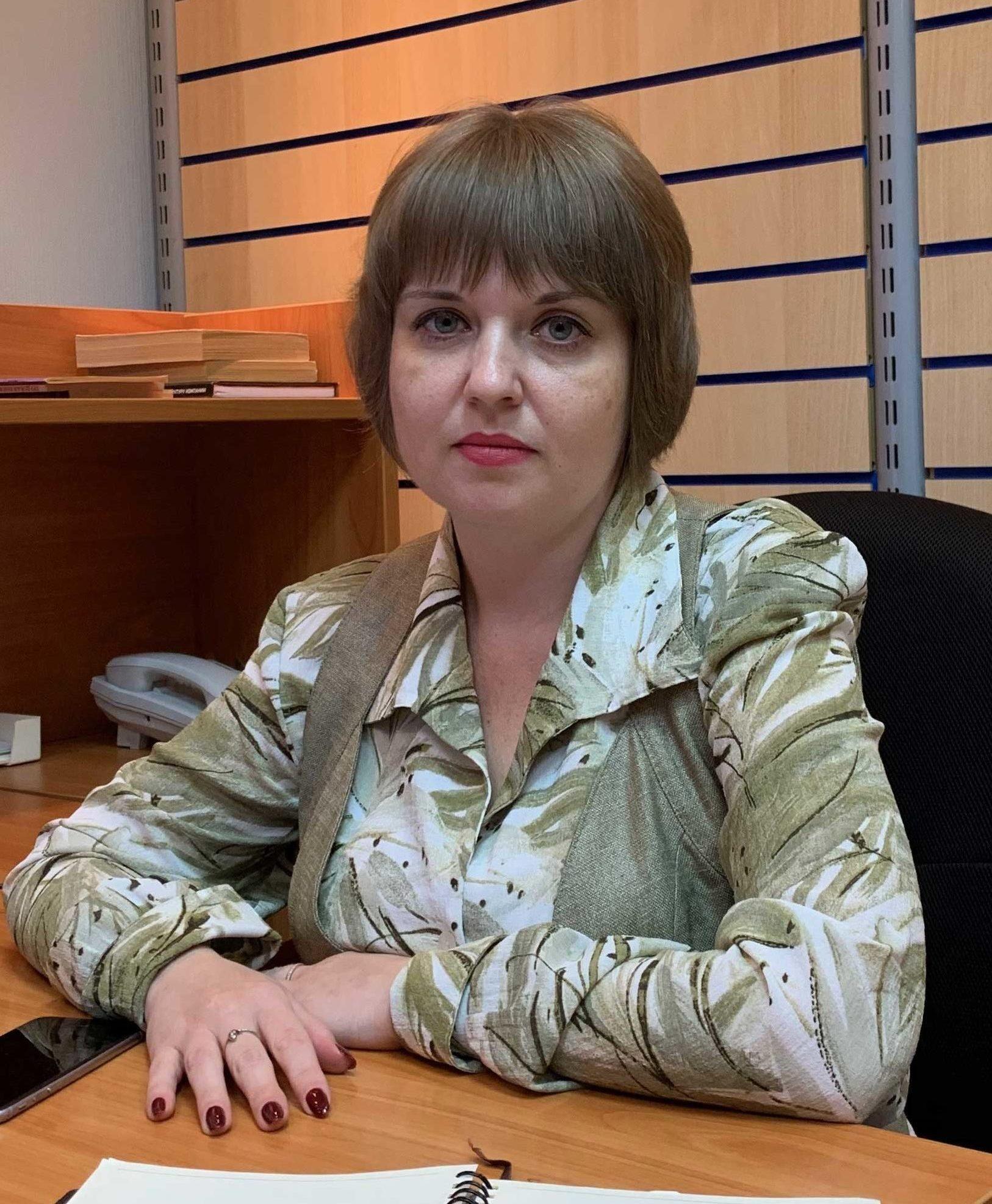 Кошелева Тамара Владимировна